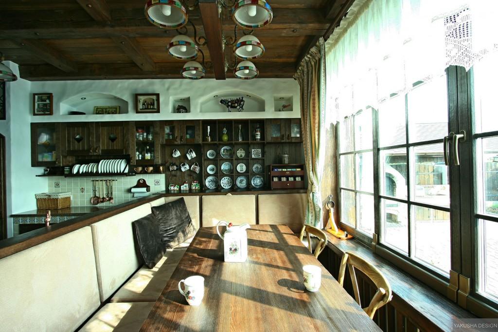 Bavarian Architecture Interior The