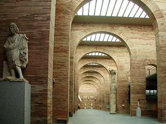 museo nacional de arte romano mrida rafael moneo uc