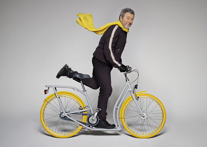 Philippe Starck, any bigger Star in Design World ?