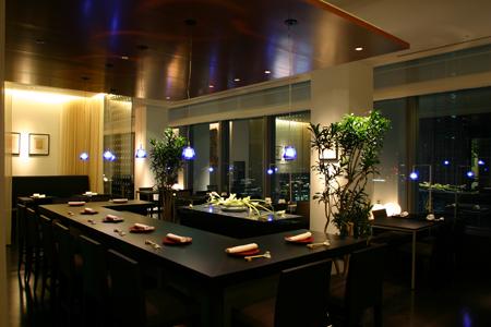 Hanasanshou Restaurant at Park Hotel