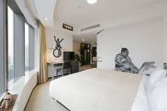 Sumo customized rooms at Park Hotel