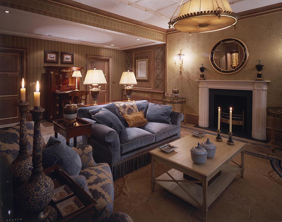 Bienvenidos a la alta decoraci n y el lujo residencial de for Diseno de interiores en los anos 90