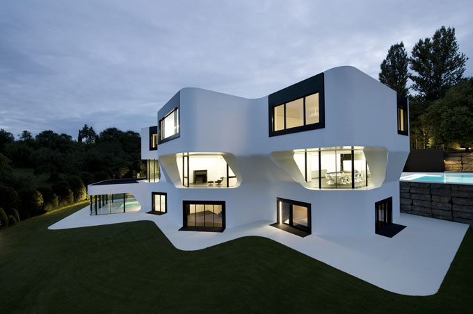 Unique houses @RuarteContract