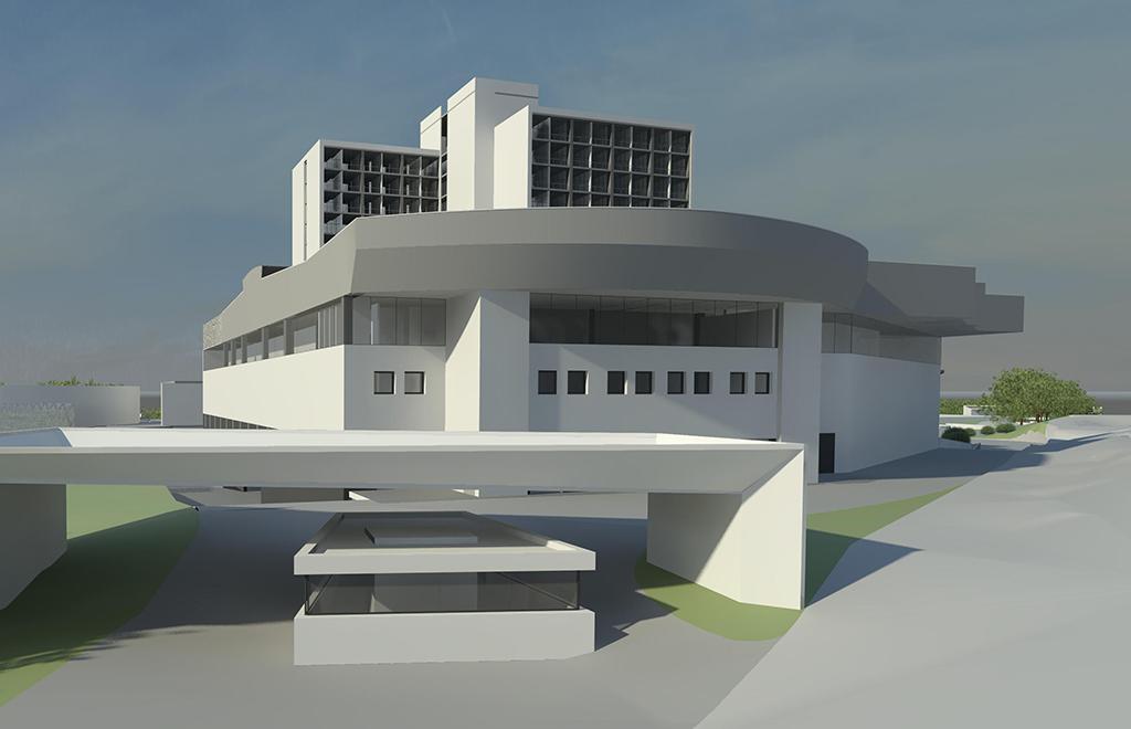 hotel áfrica #euroamykasa #arquitectura #diseño @ruartecontract
