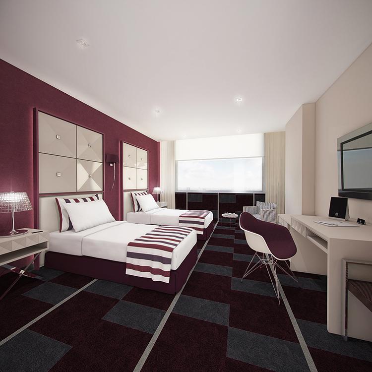 hotel rey Juan Carlos I #euroamykasa #diseño @ruartecontract
