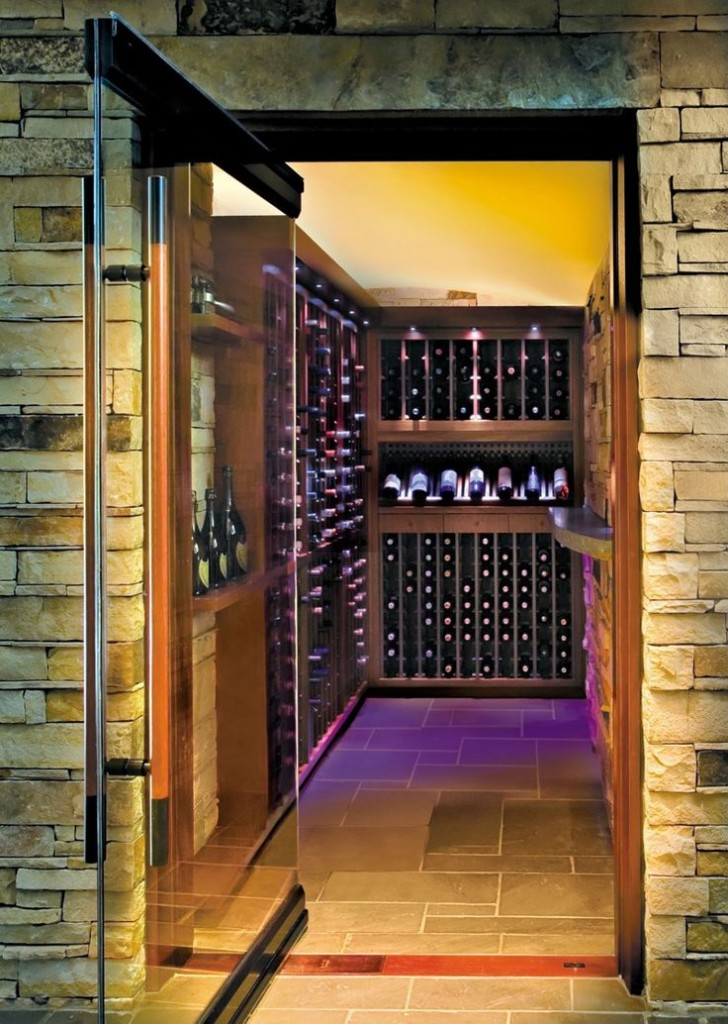 Ideas to design a wine cellar at home ruartecontract blog for Wine cellar layout