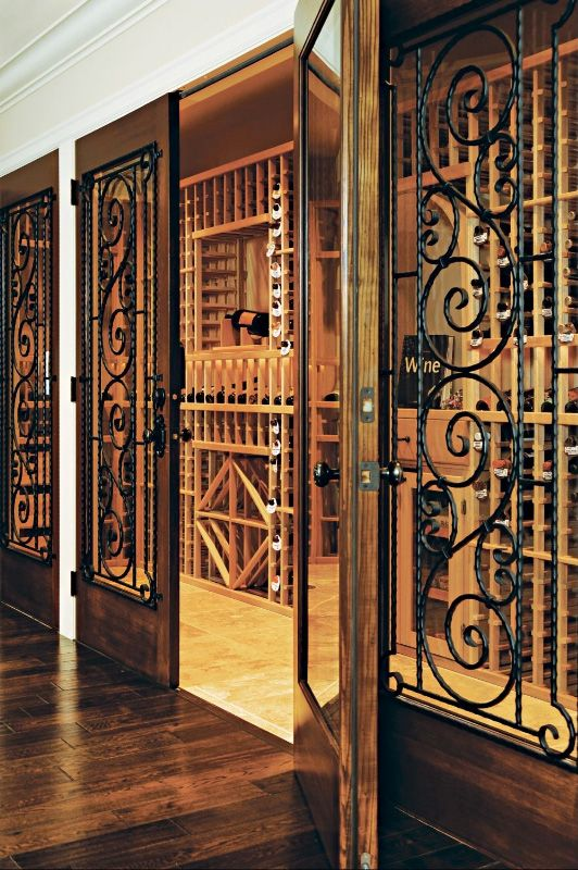 Ideas to design a wine cellar at home ruartecontract blog Home wine cellar design