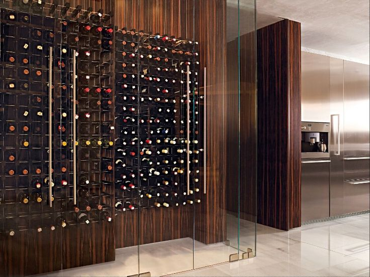 Ideas to design a wine cellar at home ruartecontract blog for Wine room ideas