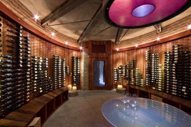 Ideas To Design A Wine Cellar At Home Ruartecontract Blog