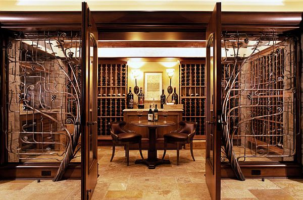 Luxury wine cellar 6 @RuarteContract