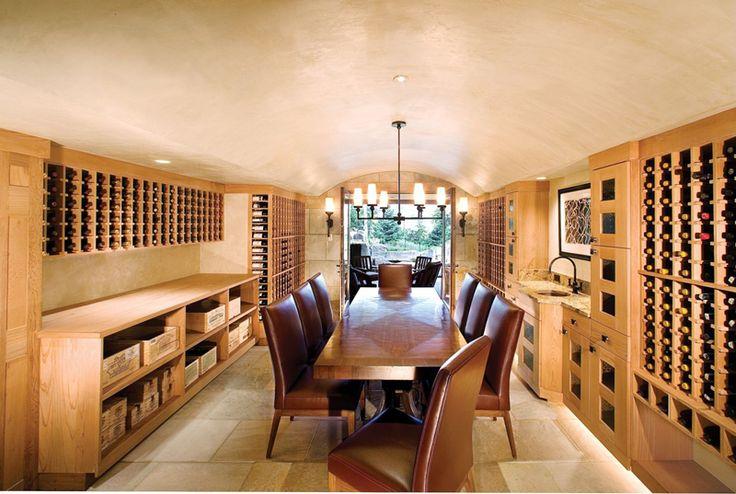 Luxury wine cellar 9 @RuarteContract