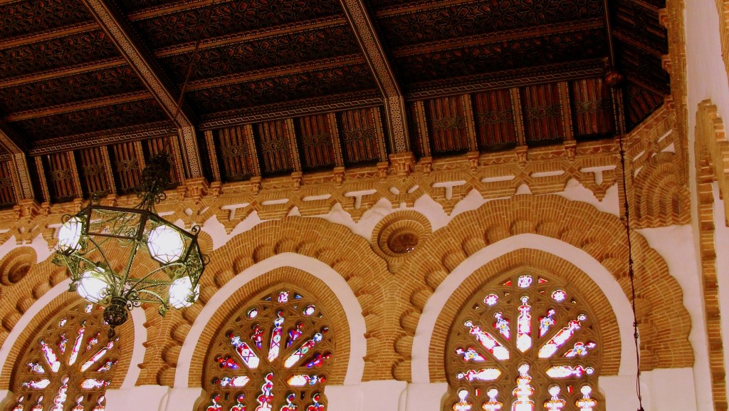 Estación de tren Toledo arquitectura neomudéjar 2 @RuarteContract