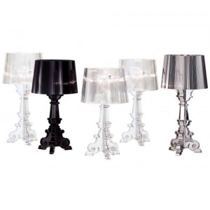 Kartell Bourgie lamps @RuarteContract #design #diseño