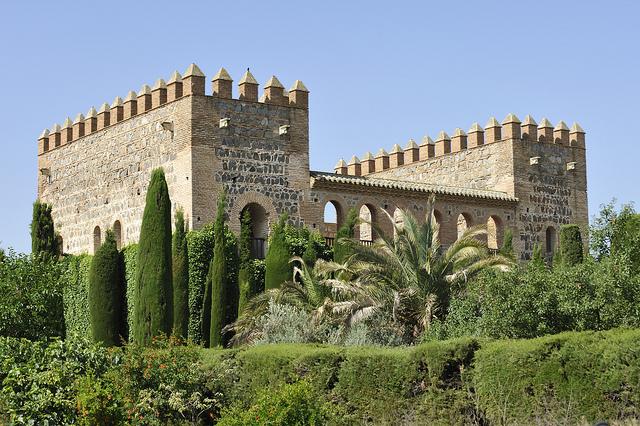 Palacio de Galiana mudéjar en Toledo @RuarteContract