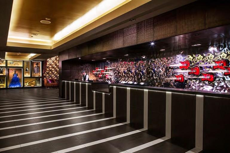 Hard Rock Hotel Palm Springs 9 @RuarteContract