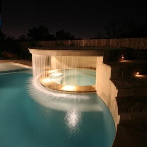 Stunning swimming pool @RuarteContract home ideas