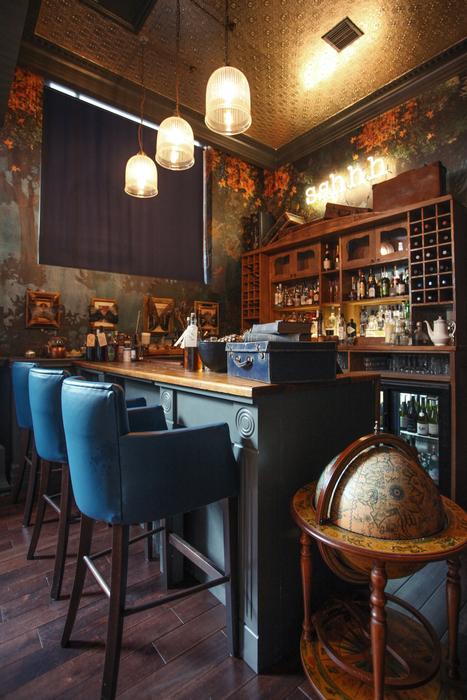 Ready for restaurant bar design awards