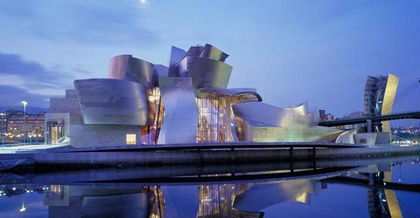Frank Gehry Guggenheim Museum Bilbao @ruartecontract
