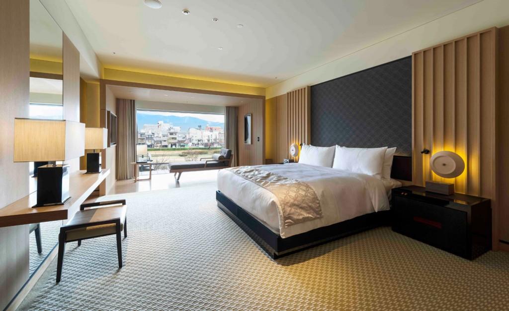 Best Urban Hotels Wallpaper @RuarteContract hoteles Ritz-Carlton Kyoto 2