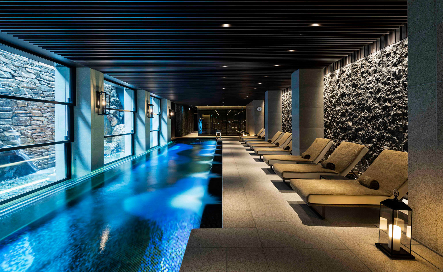 Best urban hotels 2014 by wallpaper ruartecontract blog for Design hotel kyoto