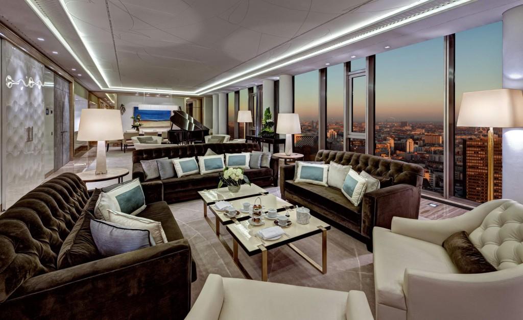 Best Urban Hotels Wallpaper @RuarteContract hoteles Waldorf Astoria Berlin