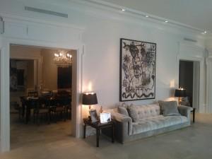 Vivienda Madrid @RuarteContract LuisPuerta decoración arquitectura interior