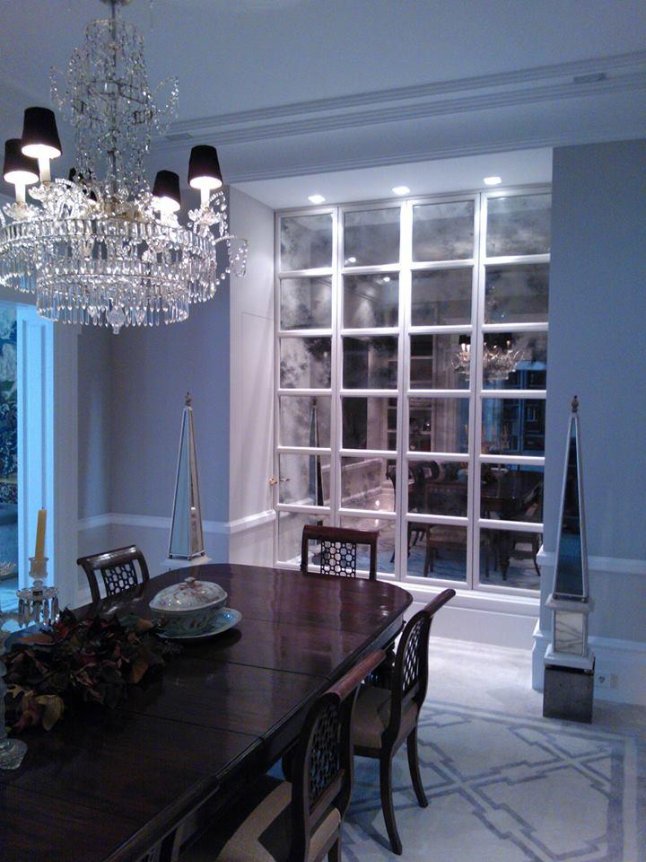 Vivienda Madrid @RuarteContract LuisPuerta decoración arquitectura interior2