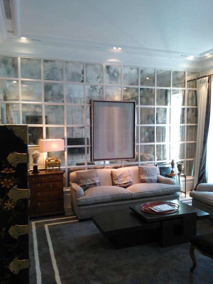 La elegante decoración y el lujo discreto de Luis Puerta y Ruarte ...