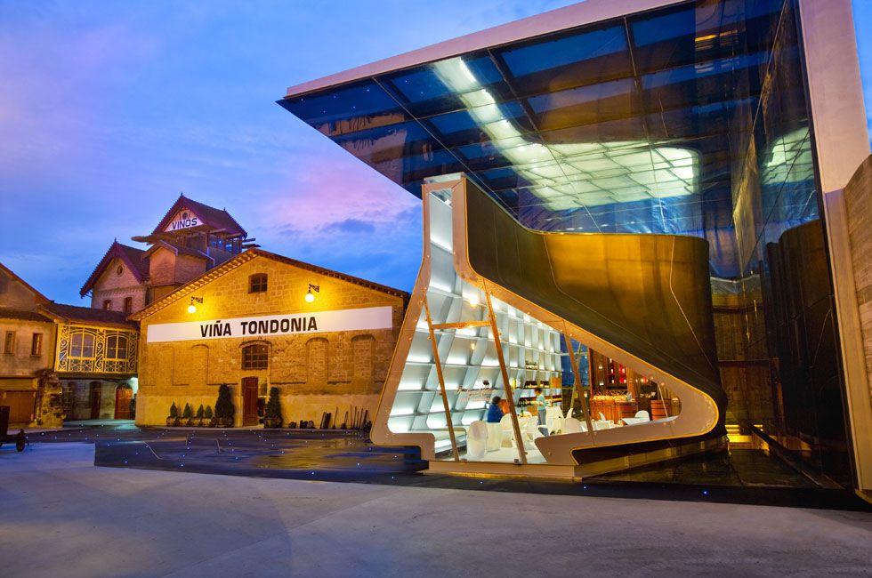 Bodega Viña Tondonia La Rioja @RuarteContract