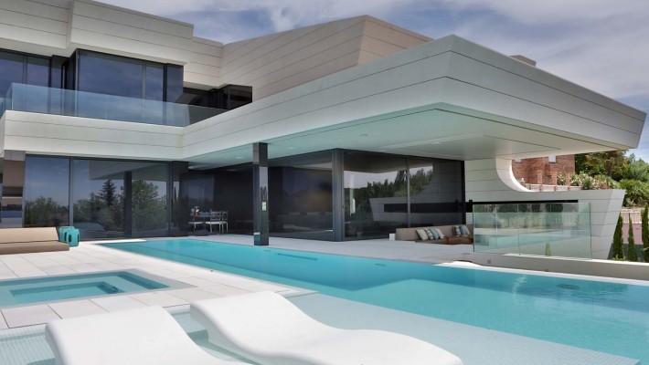 balcony house a-cero arquitectos Joaquín Torres @RuarteContract