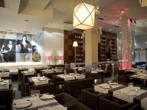 tomas alia diseño interior larios cafe madrid @RuarteContract