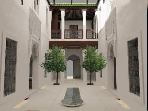 tomas alia diseño interior marruecos hotel dar badia asilah @RuarteContract