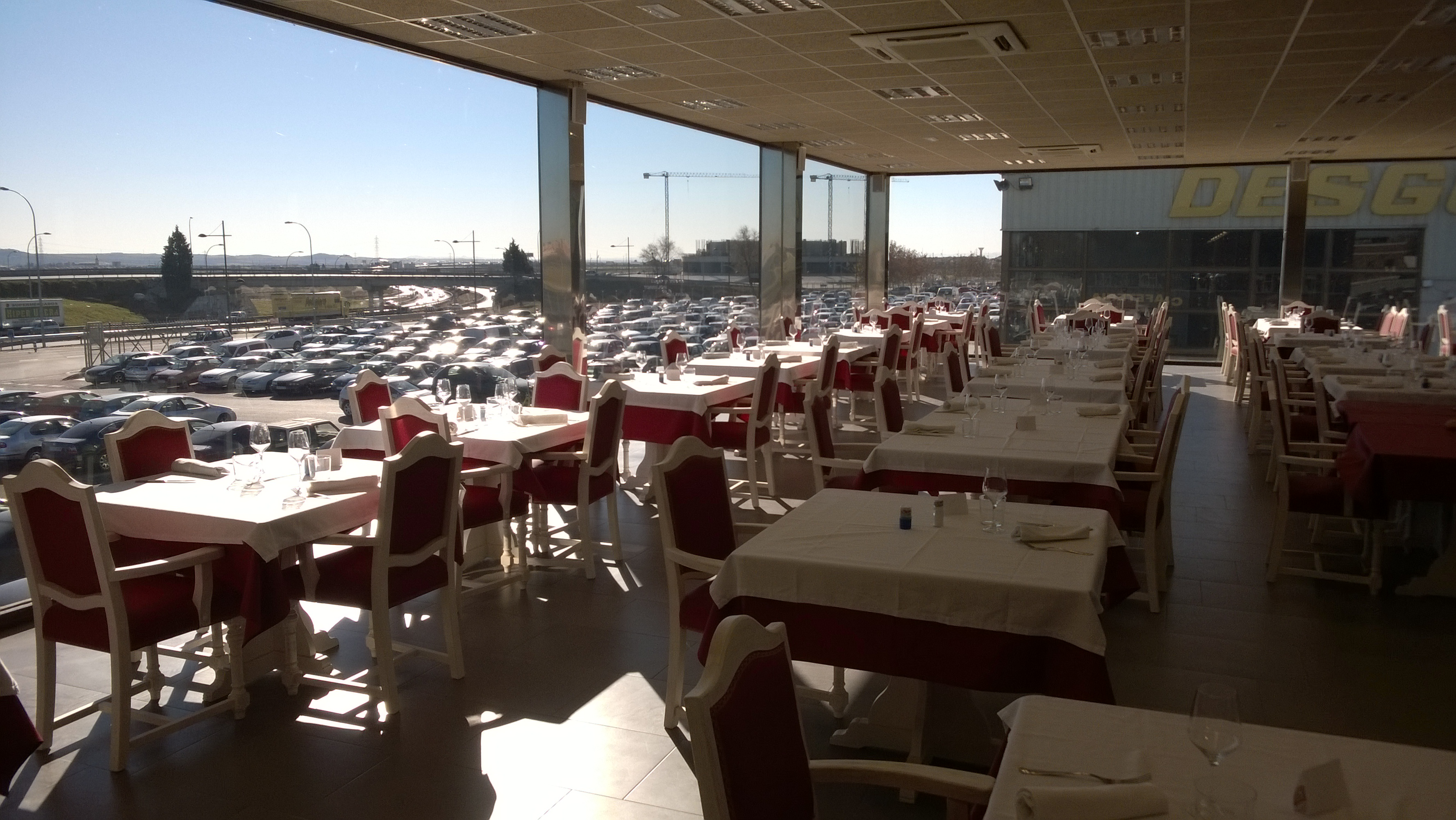 Cafetería Desguaces La Torre Madrid hotelería horeca restauración instalaciones 2 @RuarteContract