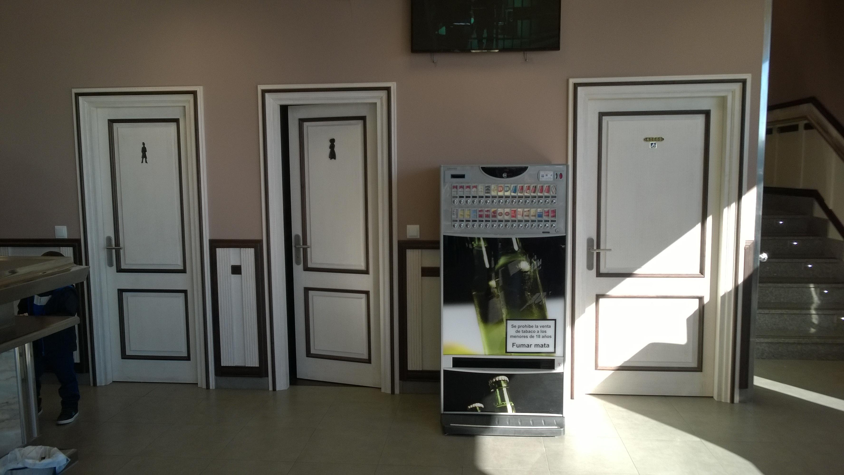 Cafetería Desguaces La Torre Madrid hotelería horeca restauración instalaciones 5 @RuarteContract