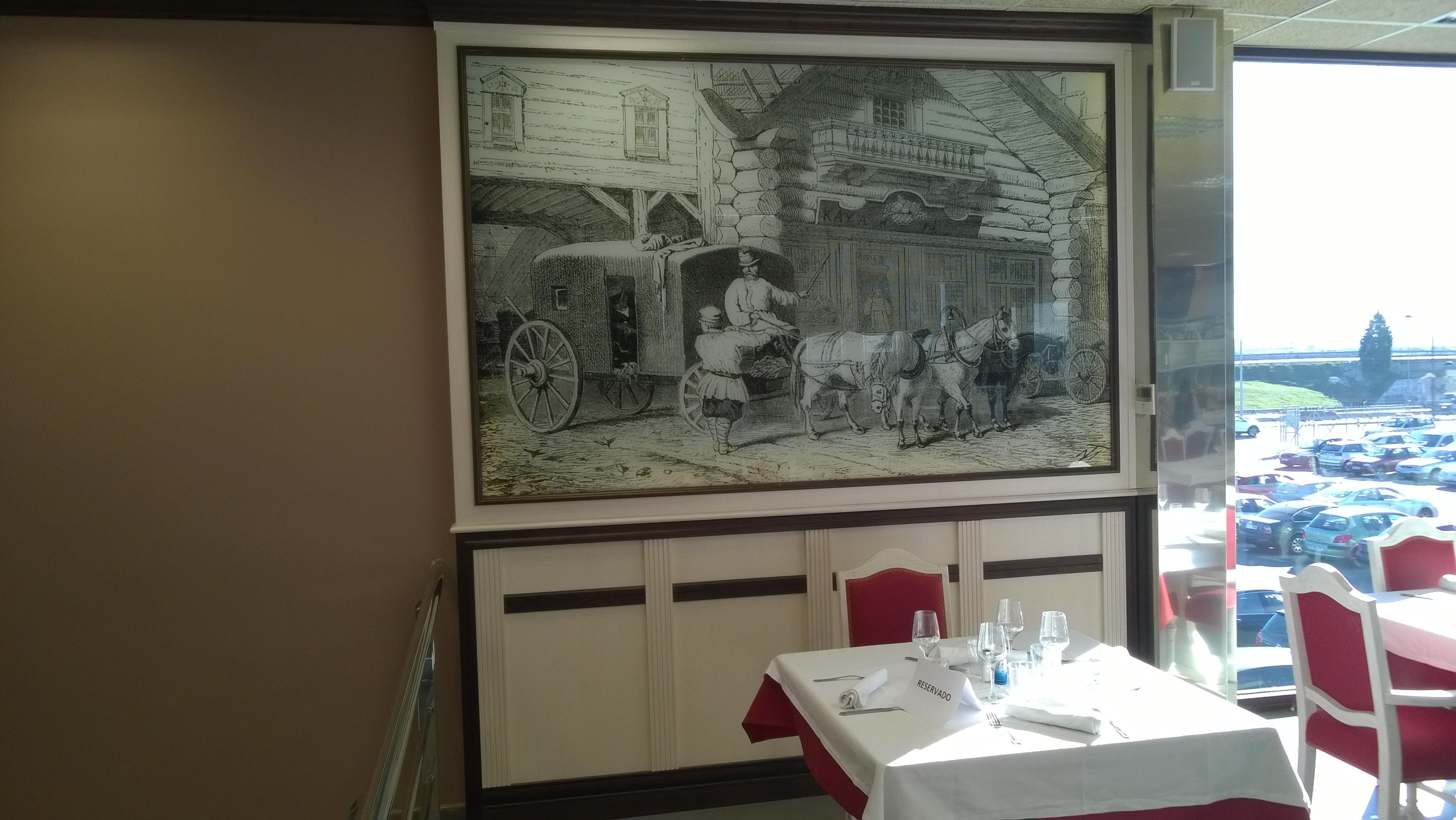 Cafetería Desguaces La Torre Madrid hotelería horeca restauración instalaciones @RuarteContract