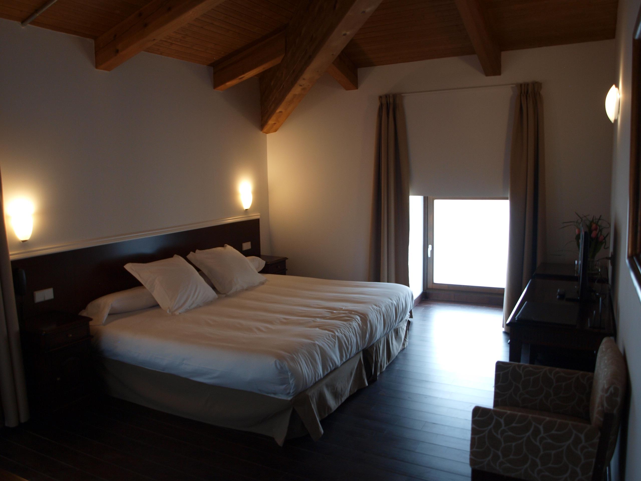 Hotel spa Infante don Juan Manuel Belmonte Cuenca ruartecontract palacios lujo