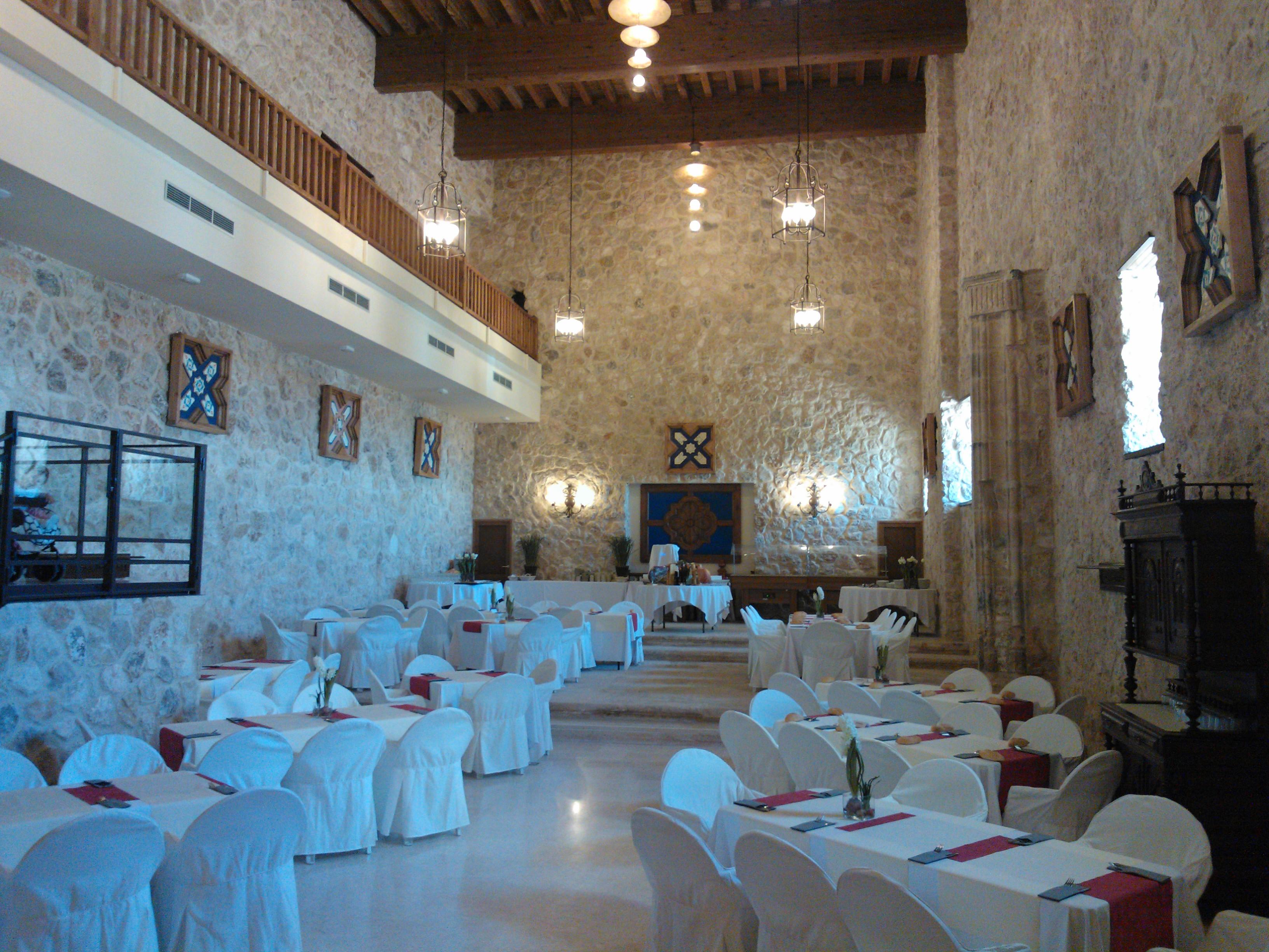 Hotel spa Infante don juan manuel belmonte cuenca decoración @RuarteContract