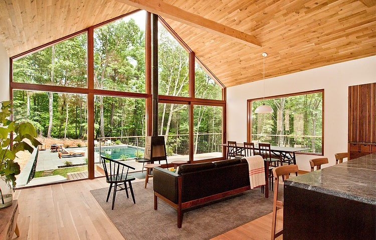 Hudson Wood by Lang Architecture 5 @RuarteContract