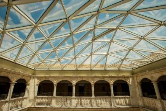hotel-spa-palacio-del infante don juan manuel bóveda claustro
