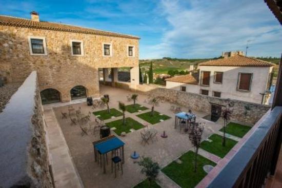 hotel-spa-palacio-del infante don juan manuel patio belmonte