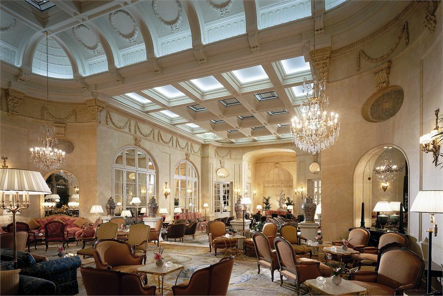Ritz y palace dos leyendas inseparables del lujo hotelero Hotel lujo sierra madrid