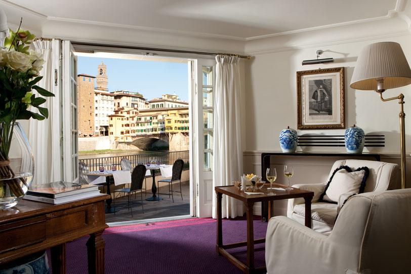 Salvatore Ferragamo hotel Continentale Florencia 3