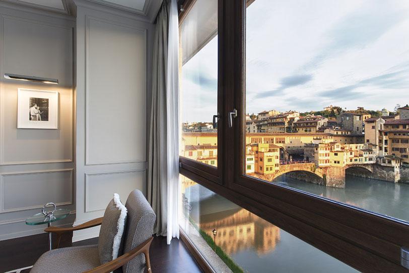 Salvatore Ferragamo hotel Continentale Florencia 4