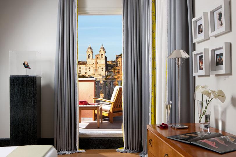Salvatore Ferragamo hotel Continentale Florencia 7