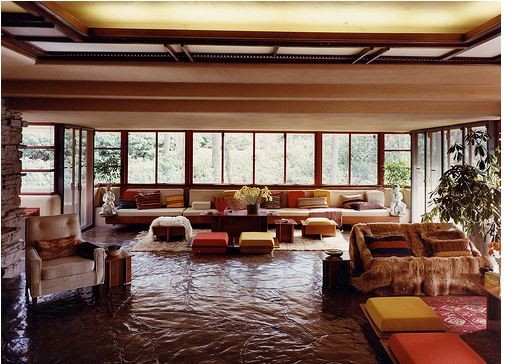Frank Lloyd Wright S Falling Water House As Never Seen