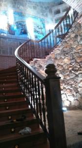Escaleras de caracol en madera para interiores #escaliers #stairways #carpintería #ebanistas #decoracion #madera @RuarteContract 5