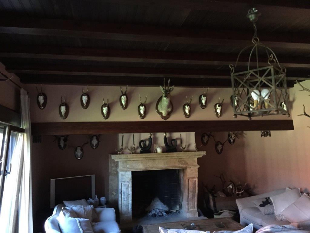 Decoración y amueblamiento finca Extremadura, interiorismo y arquitectura interior en madera 10 @RuarteContract