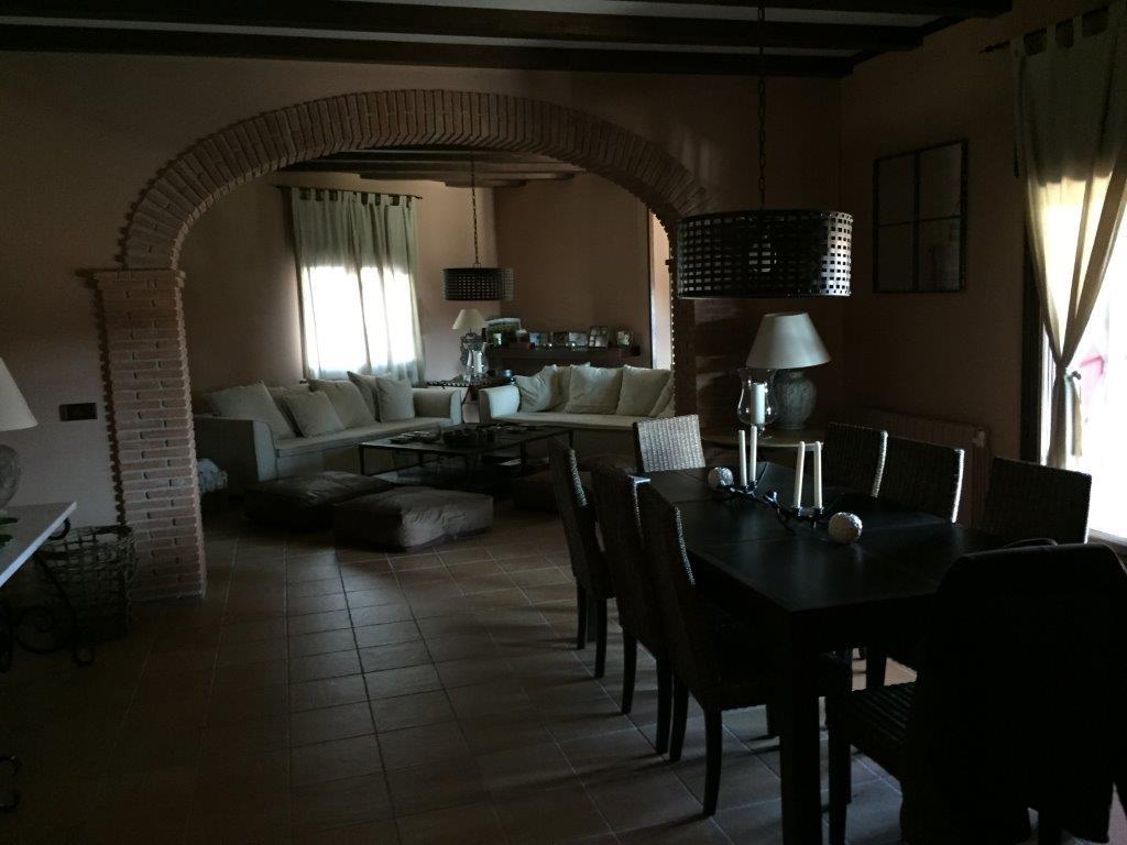 Decoración y amueblamiento finca Extremadura, interiorismo y arquitectura interior en madera 8 @RuarteContract