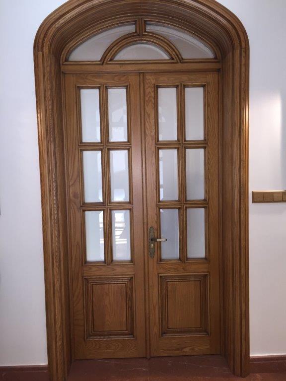 Muebles madera alicante 20170826182717 for Estilos de puertas de madera