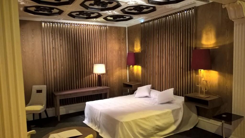 Stand de @RuarteContract el #Horeq #Fitur2016 equipamiento hotelero decoración interiorismo